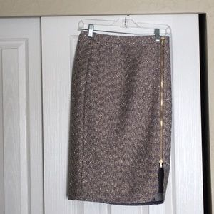 Women's JCrew Skirt Size 0 New With Tags